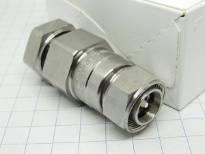 "Connettore 4.3-10 maschio RFS 43M-LCF12-D01 per cavo 1/2"""