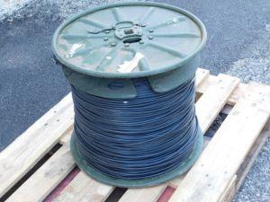 Fiber optic reel Siemens 26100/140  6020-12-327-1540, mt. 1000