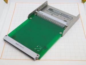 Scheda di espansione prolunga 64/64pin connettore DIN41612, cm.17