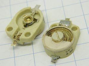 Condensatore variabile ceramico 4-30pF trimmer LV11 A120  (n.2 pezzi)