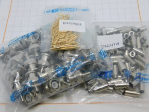 Connector BNC crimp male  RADIALL R141075000  (n.100pcs.)
