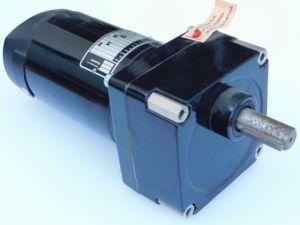 DC motor Bodine Electric Corp. 32D5BEPM-W2 130Vdc 1A 1/8HP