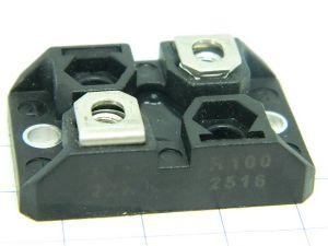 22Kohm 100W resistor ATE PR100, case SOT-227