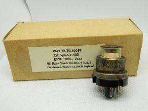 JAN CG 2B22  General Electric valvola tube