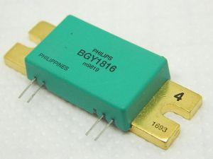 BGY1816  High power UHF amplifier module