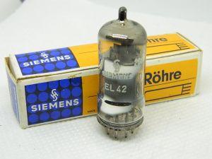 EL42  Siemens valvola tube