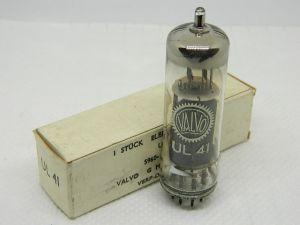 UL41  VALVO  valvola tube