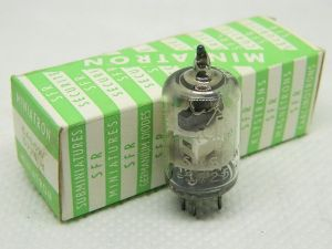 6AS6W  5725H  SFR valvola tube