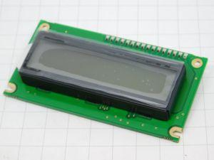 Display LCD 2x16  C162-329A