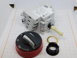 Interruttore sezionatore IMO SI25-P1-S 1500Vdc 25A per pannelli solari, completo di manopola