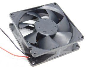 Ventola 12Vcc 0,14A  80x80x25 NMB 3110KL-04W-B20 ventilatore
