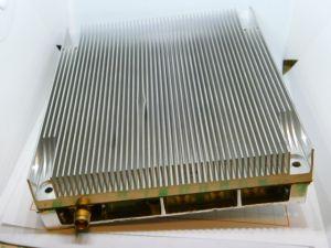 Amplificatore UHF 100W monta transistor PTF080901A Infineon