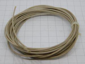 Varflex Varglass Rubber Sleeving diam. mm.1,5  inner mm. 1  (quantity mt. 5)