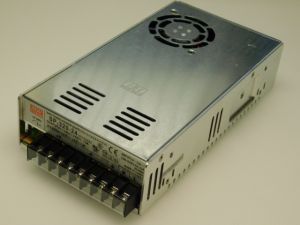 Switching power supply Mean Well SP-320-24 , 24Vcc 13A