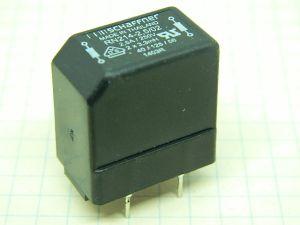 Filtro rete SCHAFFNER RN214-2,5/2 - 250Vac 2,5A, da circuito stampato