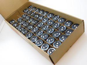 680uF 400Vcc condensatore elettrolitico CapXon LP VENT 85° Snap-in (n.50 pezzi)