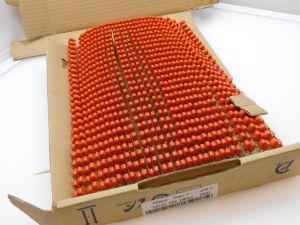 1uF 63V  condensatore MKT metallized  polyester film  (n.1000 pezzi)