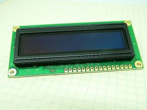 Display LCD 16x2 1602A BPP blu , Arduino