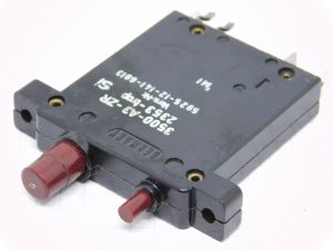 ETA3500 interruttore termico ripristinabile 4A 250Vac