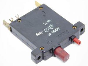 ETA3500 thermal circuit breaker 15A 250Vac