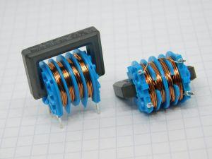 EPCOS 2X15mH 1,1A  induttanza filtro nucleo in ferrite (n.2 pezzi)