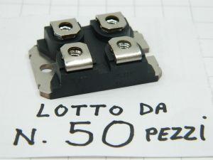 VS-GT120DA65U  VISHAY  IGBT module 650V 167A  SOT227  (lotto da n.50 pezzi)
