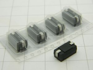 10ohm 3W 5% resistenza SMD (n.5 pezzi)