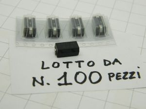 10ohm 3W 5% resistenza SMD  (n.100pcs.)