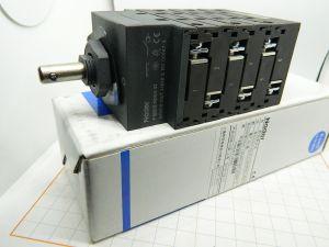 Interruttore sezionatore pannello fotovoltaico NADER NDG3-32 1000Vcc 32A 6 poli
