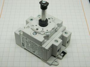Interruttore sezionatore pannello fotovoltaico IMO SI16-P1-C  1000Vcc 16A  2poli