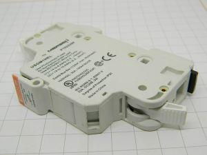 Portafusibile 10x38  MERSEN USGM1HEL  FERRAZ 1000Vcc 32A  barra DIN  impianti fotovoltaici