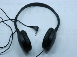 Stereo HiFi  headset Alitalia model
