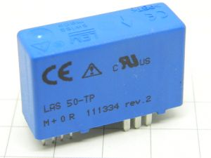 Current transducer  LEM LAS50-TP  50A
