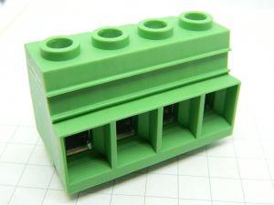 Morsettiera da circuito stampato PHOENIX CONTACT 25-15  25mmq. 1000v 125A  4posti