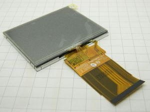 "TFT2N2067-E display LED Truly  3,5"" touch screen (n.42pcs.)"