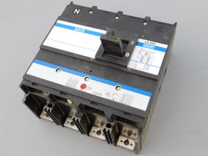 Automatic circuit breaker 4pole  SACE Limitor SN500  In500A
