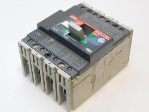 Automatic circuit breaker 4pole  ABB SACE TMAX T1C160   160A