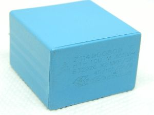 10MF 305Vac capacitor  X2 MKP/SH  EPCOS B32926 crossover audio (lot n.110pcs.)