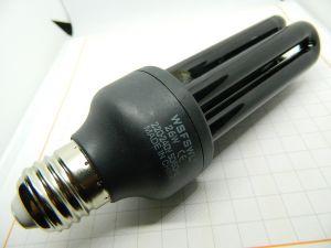 UV ultraviolet fluorescent bulb 220Vac 26W  E27
