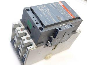 Contattore ABB A145-30 3poli 250A, bobina 220Vac