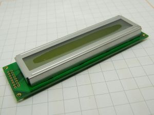 Display LCD Truly M242-1A2-E  MSC C242DYLY-1N-E  24x2