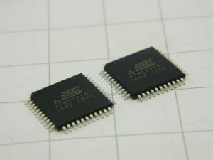 ATMEGA16  16AU 1340 microcontrollore (n.2 pezzi)