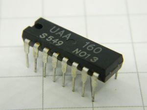 UAA160  i.c.