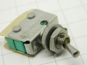 Interruttore deviatore a levetta Control Switch A3-42-103  corpo inox stagno