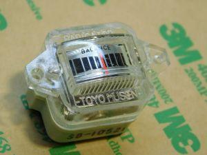 Balance meter  TOYO MUSEN RADICATOR SB-10521 audio vintage