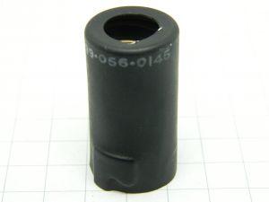 Tube shield socket 7pin mm.22x41  #A