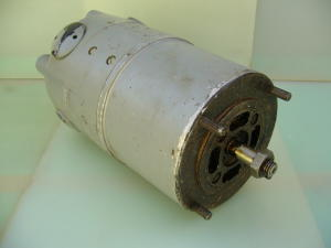 Submersible D.C. Motor 24Vdc 1Hp