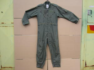 USAF flight coverall suit Nomex