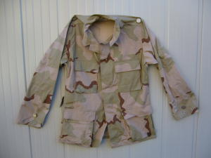 Giacca desert 3 colori U.S.Army Tg.50