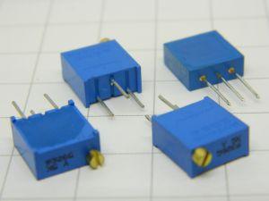 Trimmer multigiro 5Kohm verticale (n.4 pezzi)